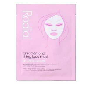 Rodial Pink Diamond Lifting Face Sheet Mask
